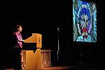 Marsha Sue Ivins - Lecture - Kolkata 2012-05-03 0085.JPG