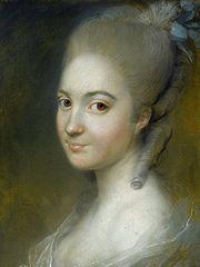 Portret Aleksandry z Pernettów