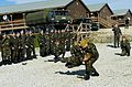 Martial arts demonstration, Ukrainian military.jpg