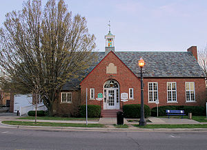 Mason, Michigan - The Historic Mason Library