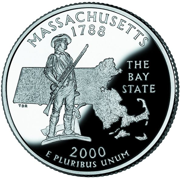 Plik:Massachusetts quarter, reverse side, 2000.jpg