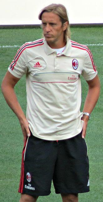 Massimo Ambrosini - Ambrosini with Milan in 2012