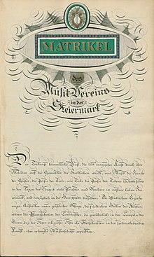Musikverein für Steiermark – Wikipedia