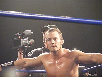 Matt Cross (wrestler) - M-Dogg 20 at a Chikara show in April 2010.