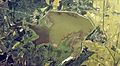 Mawarizeki-Otameike water reservoir Aerial photograph.1975.jpg