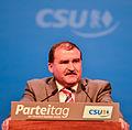 Max Straubinger CSU Parteitag 2013 by Olaf Kosinsky (1 von 3).jpg