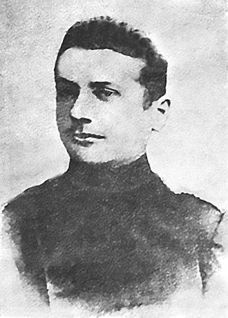 Maxim Litvinov - Maxim Litvinov in 1896