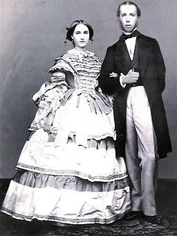 Maximilian and Charlotte