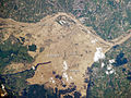 May 2010 Vistula River flood ISS annotated.jpg