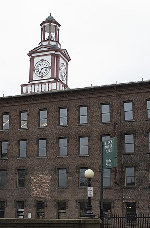 History of Digital Equipment Corporation - DEC was headquartered at a former wool mill in Maynard, Massachusetts, from 1957 until 1992
