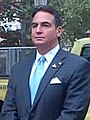 Mayor Domenic Sarno at Mode Shift Announcement, October 9, 2012 (1).jpg
