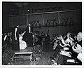 Mayor John F. Collins attending a concert (12773749153).jpg
