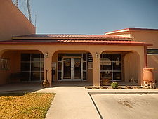McCamey City Hall at 207 E. 6th St.