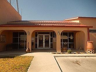McCamey, Texas - McCamey City Hall at 207 E. 6th St.