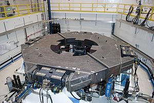 Space Power Facility - NASA's MVF Mechanical Vibration Facility