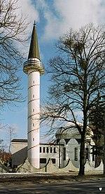 The Gdańsk masjid