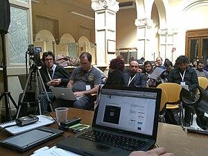 International Journalism Festival: MediaCamp a...