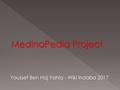 MedinaPedia (Tunisia) Project.pdf