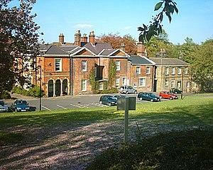Gleadless Valley (ward) - Meersbrook House
