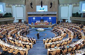 Non-Aligned Movement - 16th summit of the NAM, Tehran
