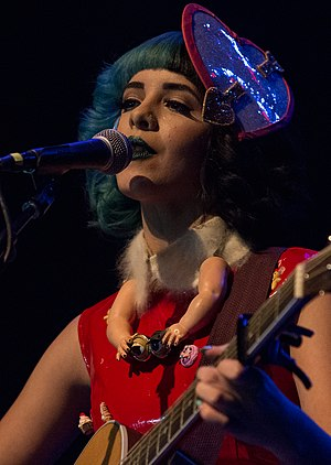 Melanie Martinez (singer) - Martinez performing at Gramercy Theatre in New York City in February 2014