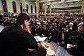 Memorial ceremony of Akbar Hashemi Rafsanjani at Beit Rahbari 12.jpg
