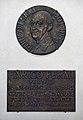Memorial plaque in honour of Enrico Fermi in the Basilica Santa Croce, Florence. Italy.jpg