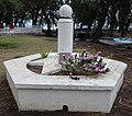 Memorial to Captain James Cook in Tahiti.JPG