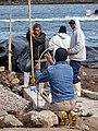 Men at Work - Harbor - Santa Rosalia - Baja California Sur - Mexico (23446558183) (2).jpg