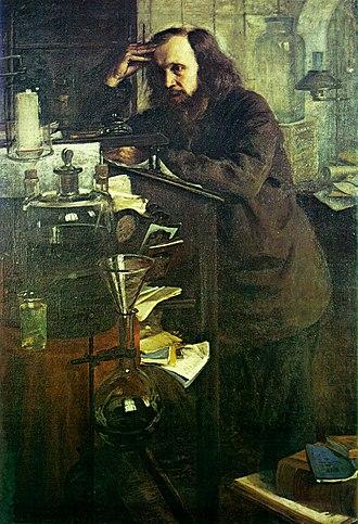 Mendeleev readings - Dmitri Mendeleev