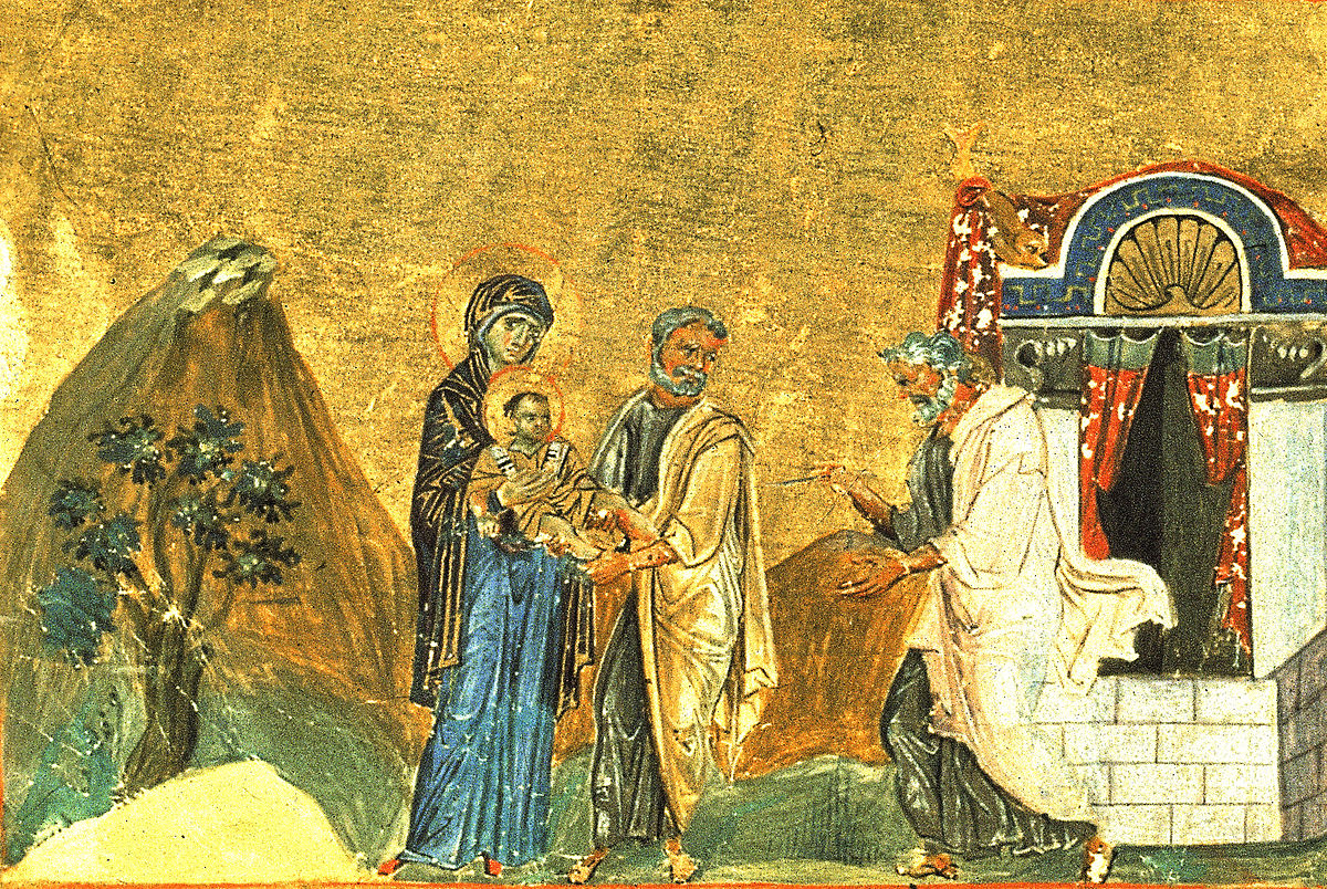 Feast of the Circumcision of Christ - Wikipedia