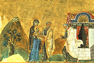New Year's Day - In Christendom, under which the Gregorian Calendar developed, New Year's Day traditionally marks the Feast of the Circumcision of Christ, which is still observed as such by the Anglican Church and the Lutheran Church.