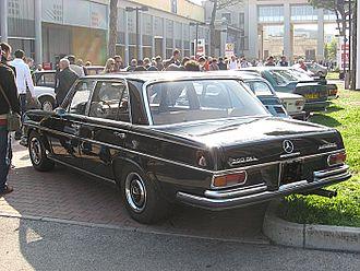 Mercedes-Benz W108 - W109 300SEL