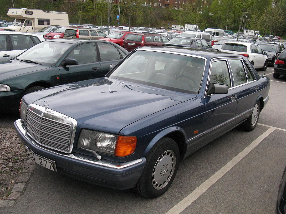 Mercedes-Benz W126 - Βικιπαίδεια