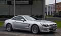 Mercedes-Benz SL 350 (R 231) – Frontansicht geschlossen (1), 22. Mai 2013, Düsseldorf.jpg