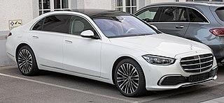 Mercedes-Benz S-Class (W223) German luxury full-size car model