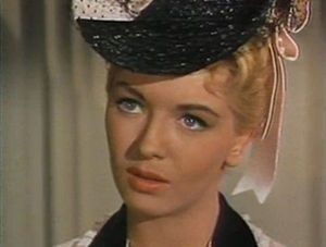 Merry Anders - Anders on Bonanza (1960)