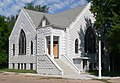 Methodist Episcopal Church, Pauline, Nebraska; from SE 1.jpg