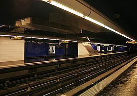Image illustrative de l'article Joliette (métro de Marseille)