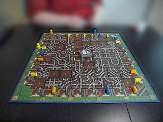 Metro (board game)