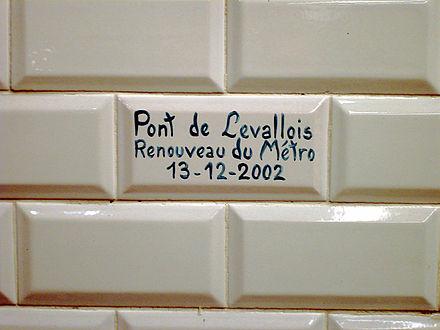 Aménagement des stations du métro de Paris - Wikiwand