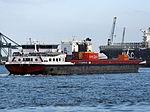 Metropolis (ship, 2009) - ENI 06105155, Port of Antwerp pic1.JPG