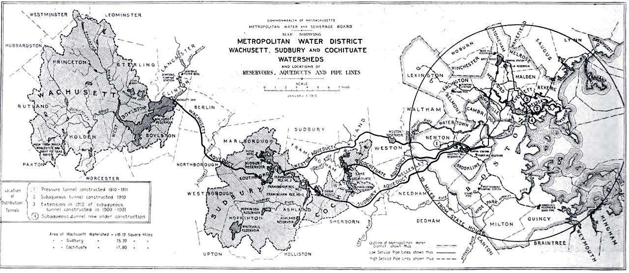 File:Metropolitan Water District map (Boston, MA, 1910) jpg