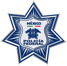 Mexico Federal Police Shield.png