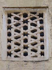 Mezquita de Córdoba - Celosía 008.JPG