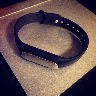 Xiaomi Mi Band Wearable activity tracker