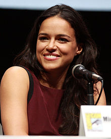 Battle Angel Alita >> Michelle Rodriguez - Wikipedia