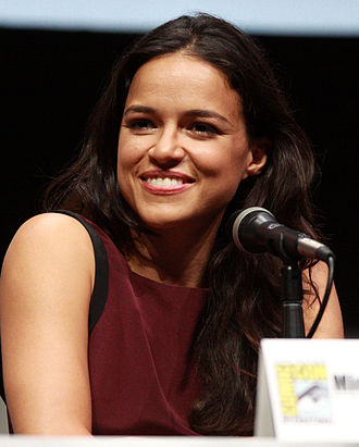 Michelle Rodriguez - Rodriguez at the 2013 San Diego Comic Con