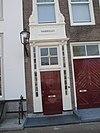 middelburg, kinderdijk 68 deur