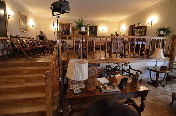 Apartment of Stefan Żeromski at the Royal Castle, Warsaw